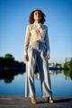 _special edition blouse Van Jos