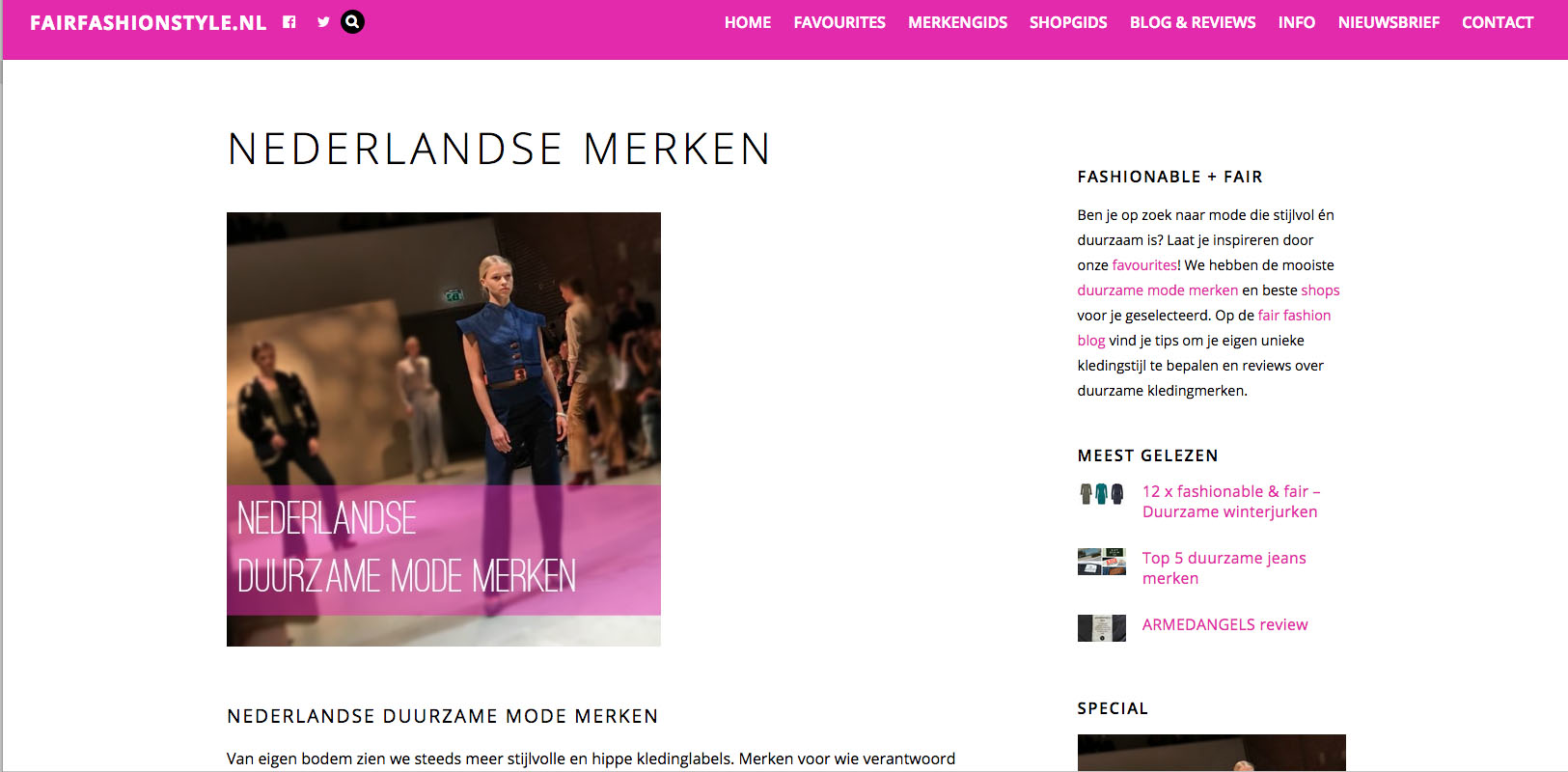 Van Jos on FairFashionStyle 2