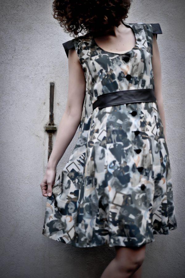 Van Jos cinema dress